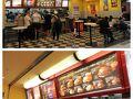 ケチな拙者は成田空港のマックの常連 ハンバーガーとチキンクリスプで200円