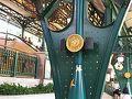 電車を乗り継いで、ディズニーの最寄り駅に到着。