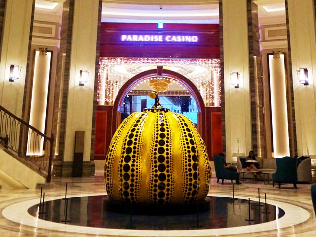 週末は海外の5つ星ホテルで過ごそう。カジノデビューも安心の大人旅