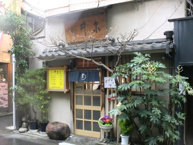井泉本店 上野