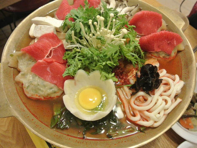 寺洞麺屋 (サドンミョノク) 寛勲店