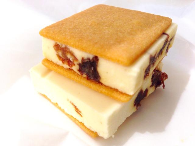 マルセイバターサンドアイス