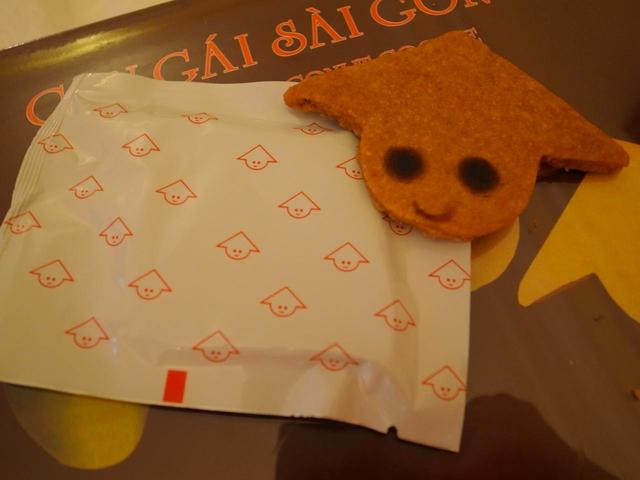 サイゴン娘ココナッツクッキー