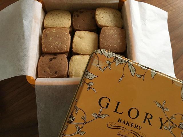 グローリー・ベーカリーのクッキー