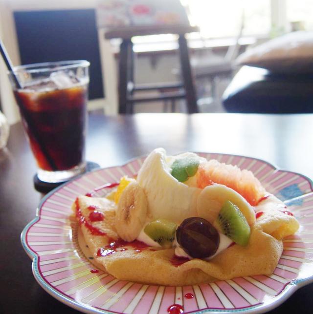 Sweets Café O'CREPE