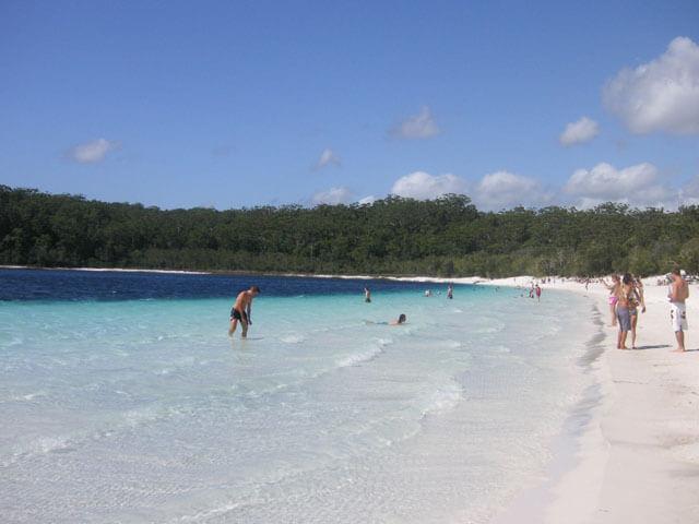 フレーザー島
