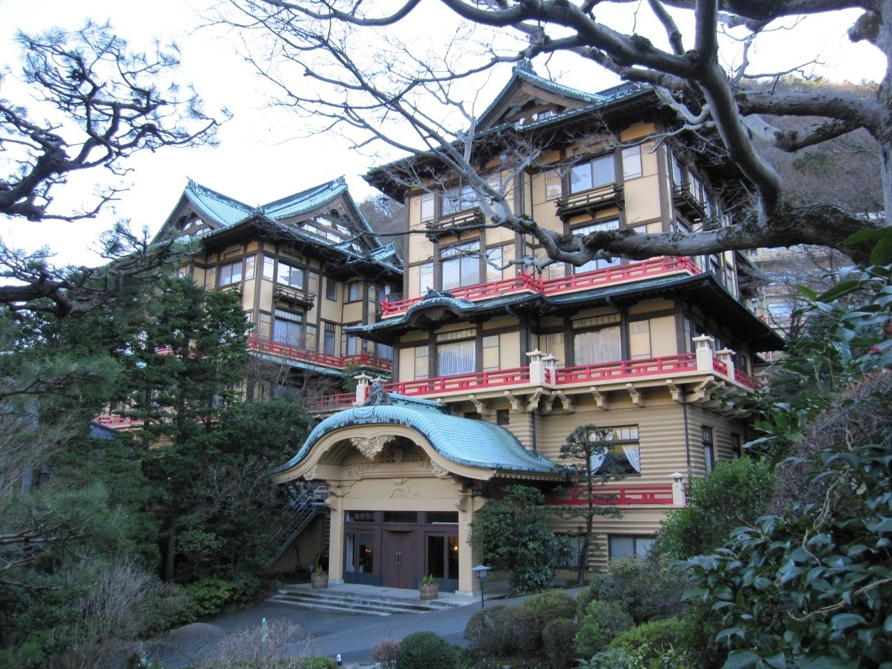 【神奈川県】富士屋ホテル