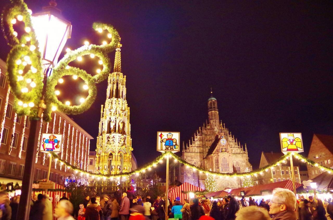 【5位】ニュルンベルクのクリスマスマーケット