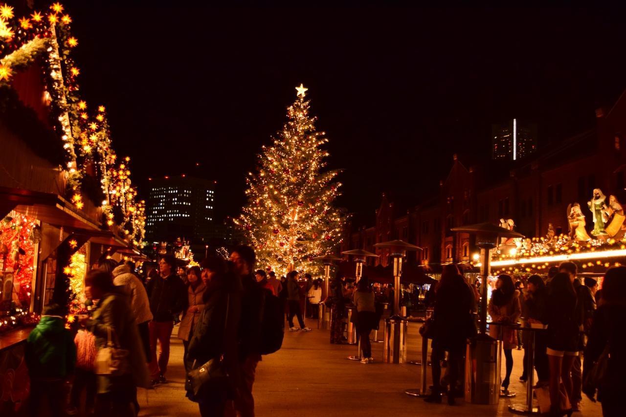 横浜赤レンガ倉庫のクリスマスマーケット(クリスマスマーケットin 横浜赤レンガ倉庫)