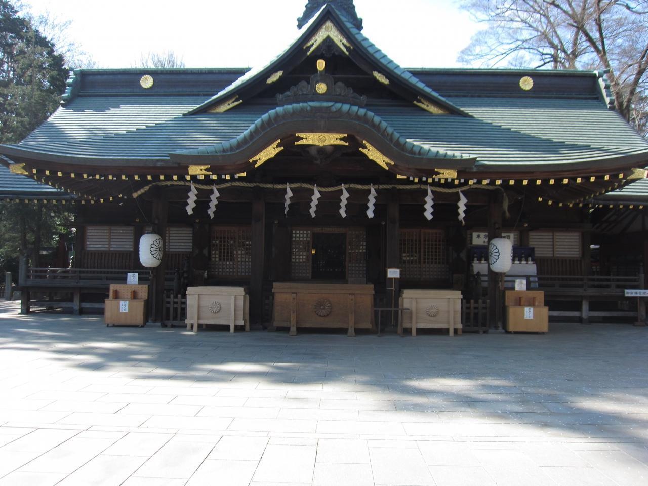 【3位】大國魂神社 / 国立・府中・稲城