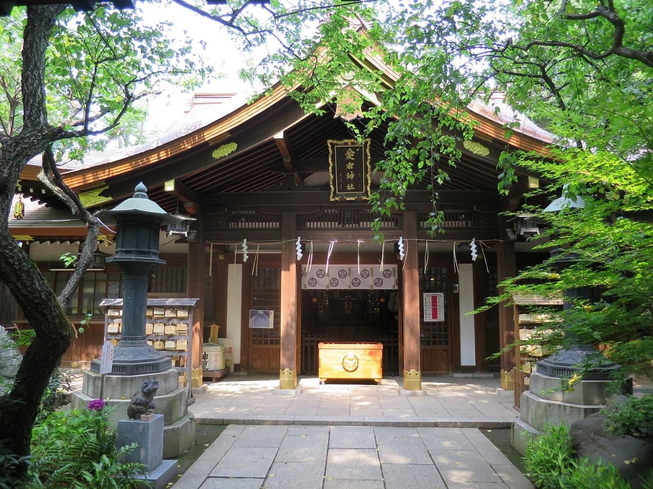 【6位】愛宕神社 / 三田・田町・芝浦
