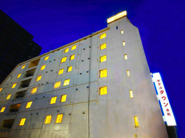 ホテル タウン本町 写真