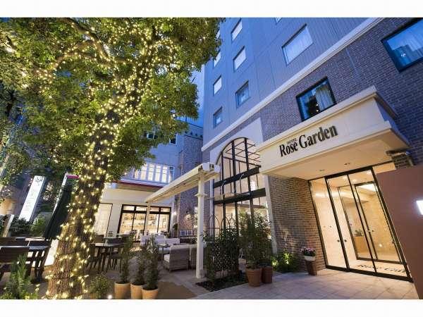 ホテルローズガーデン新宿 写真