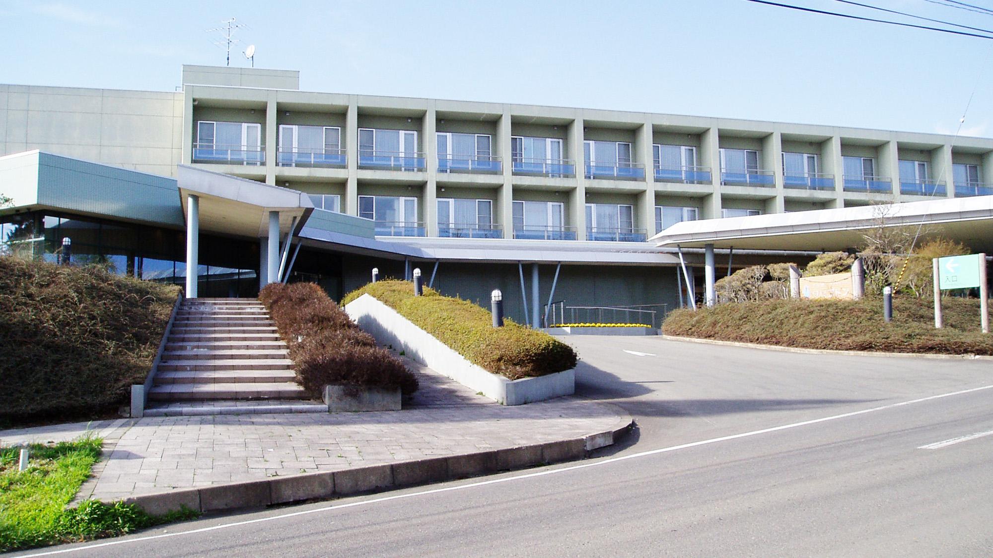 ホテル・プラザクリプトン(秋田県森林学習交流館) 写真