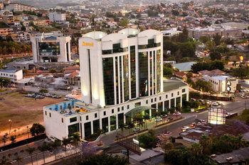 テグシガルパ マリオット ホテル 写真