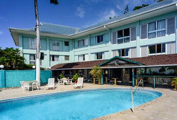 ドクターズ ケーヴ ビーチ ホテル 写真