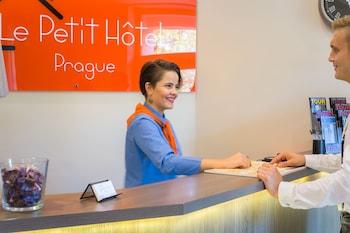 ル プチ ホテル プラハ 写真