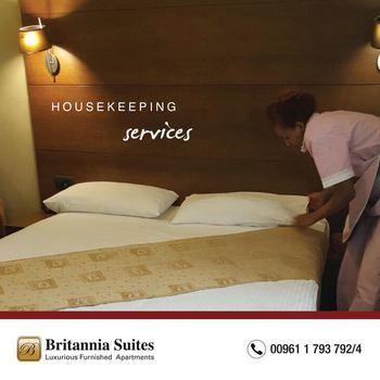 Britannia Suites 写真