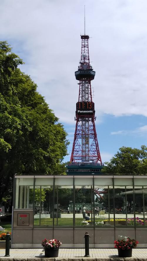 札幌・函館御朱印巡り