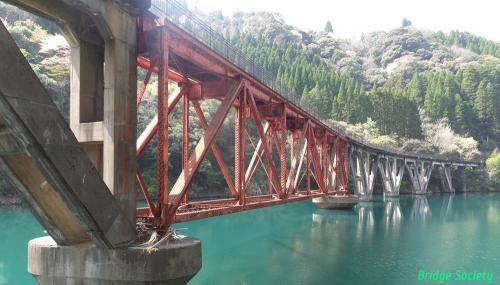 岩国~阿蘇~下関 鉄道遺産と橋梁を巡る旅