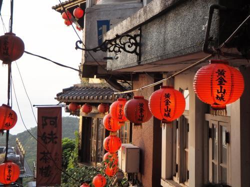 お盆の台湾2泊3日夫婦旅、2日目(最終日)。
