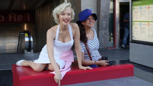 ハリウッドとユニバーサルスタジオ