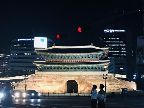 2018/9ソウル2泊3日の旅
