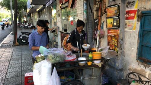 ベトナム南部ホーチミンを中心とした麺活もろもろ