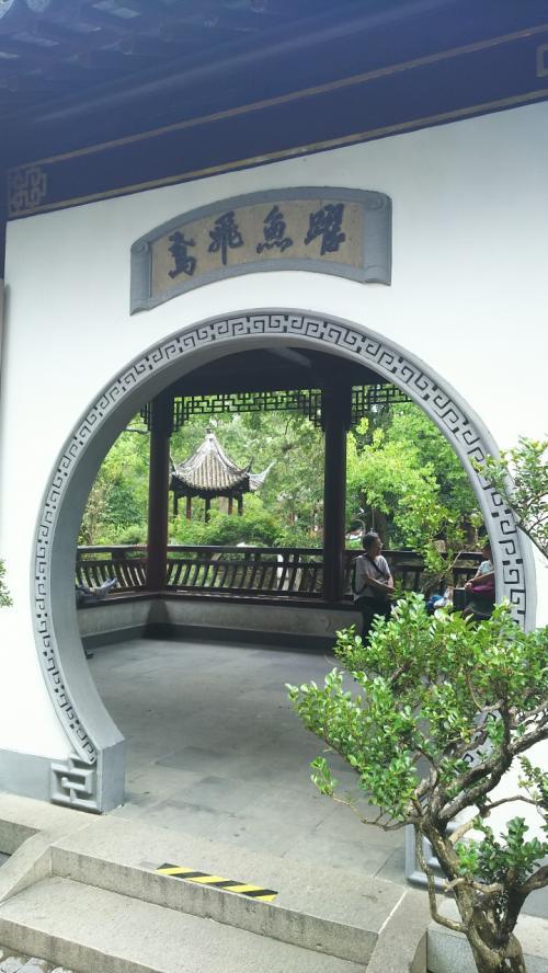 水郷の街烏鎮と蘇州、 杭州 上海の旅 3