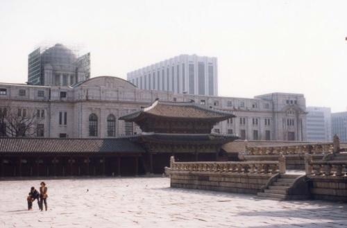 ソウル【1996年3/27~30】
