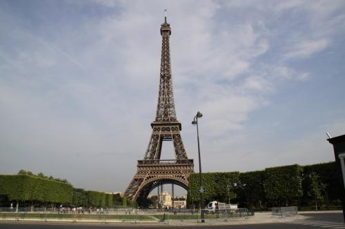 パリ・モンサンミッシェルの旅