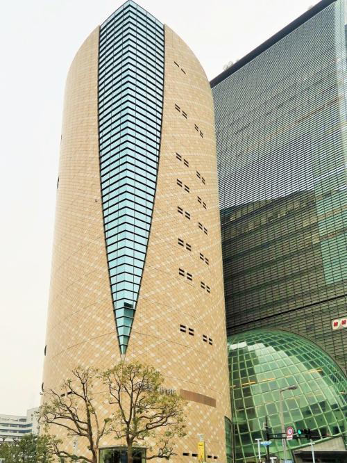 大阪31 大阪歴史博物館a 大阪城公園の近くに開館 ☆難波宮遺構を地下に保存し