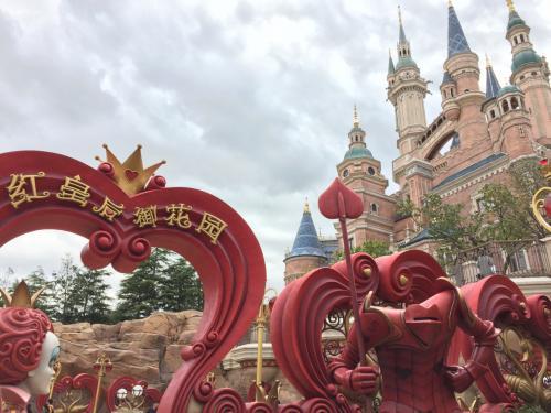 上海の旅 ②上海ディズニー