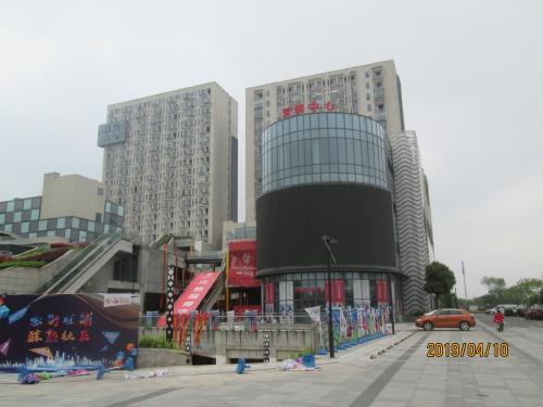 上海の南翔・中童巴比尼モール・閉館