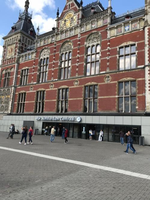 夫婦自由気ままなヨーロッパ エジプト UAEの旅  -その3-  オランダ アムステルダム