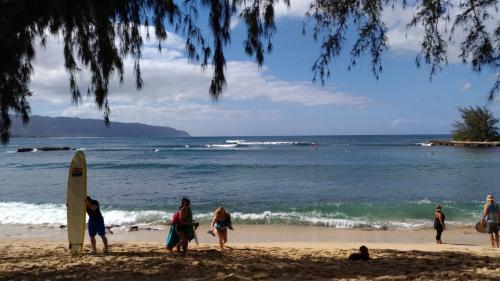 お正月ハワイ2018-2