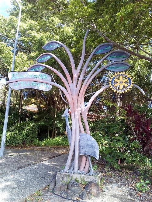 おひとりさま in Cairns2019 ⑩ キュランダ編