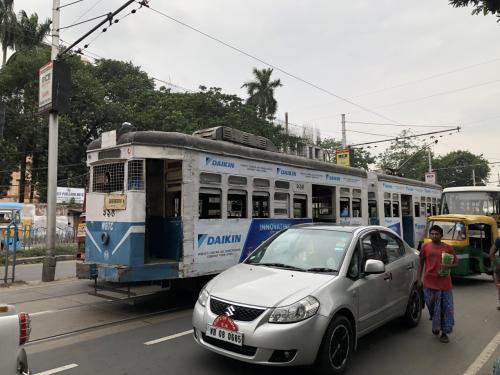 初インド2日目 ~コルカタ市内と夜行列車~
