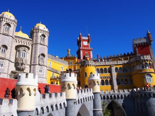 2019夏 ポルトガル・スペイン一人旅③【シントラの2つの城を楽しみ最西端のロカ岬へ編♪】
