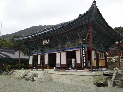 190回目訪韓(2019/4/14土~16月)③/⑥宝鏡寺