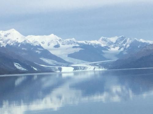 旅物語のJALチャター便でアラスカに(ウィッター)