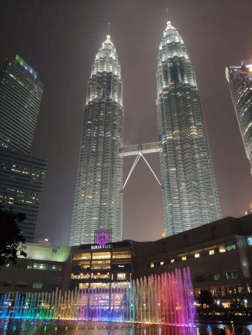 2019年9月、3泊4日マレーシア・クアラルンプール一人旅(1日目)