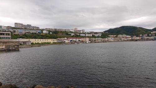樺太~日本から1番近いヨーロッパ「ロシア サハリン」1(樺太到着~ホルムスク)