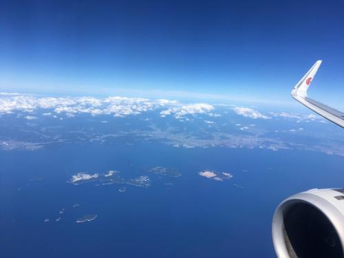 [9月の3連休] エアチャイナ・エコノミークラスで行く杭州旅行(関空発・往路編)