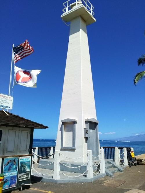 2019年サマーバケーションは9度目のハワイ島+初のマウイ島10日間(*^-^*)6日日Part1~マウイ島オールド・ラハイナを歩く1~!!
