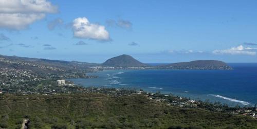 再訪 ハワイ諸島&ホノルルマラソンの旅 2019.12.3~10 本番前日・ダイヤモンドヘッド編