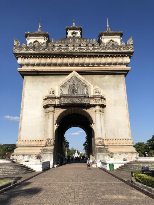 東南アジア周遊旅行記 Part 1 日本出国からラオスまで