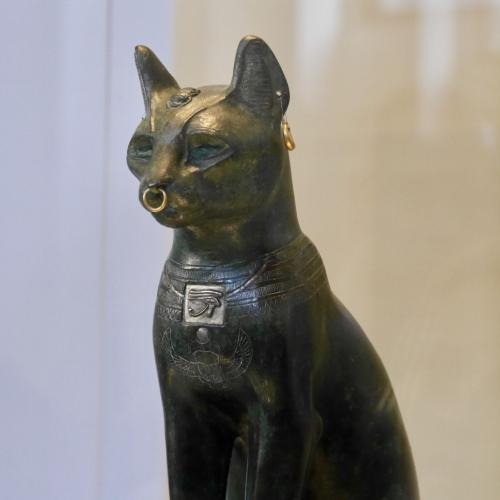 年末年始らしい事もせずロンドンで博物館・美術館漬け(1)~大英博物館でピ猫と再会