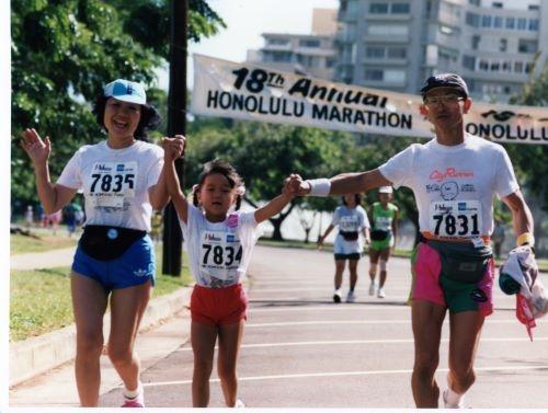 2019年ホノルルマラソン父娘30年連続完走達成‼①ホノルルマラソン回顧録