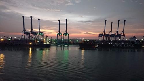 シンガポール発クァンタム・オブ・ザ・シーズ2日目 ポートケランと船内